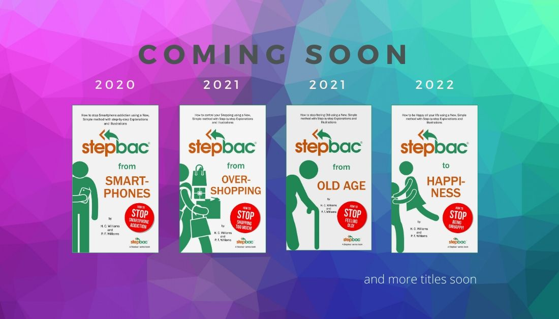 coming soon in Stepbac series