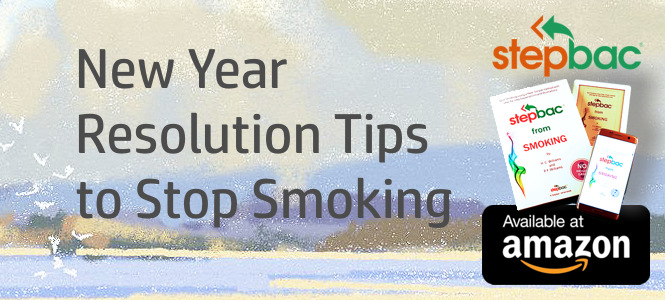 Tips quit smoking New Year 2018